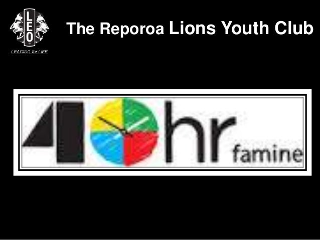 The Reporoa Lions Youth Club