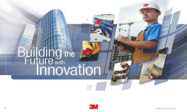3M Confidential.92 25 June 2014. All Rights Reserved.© 3M