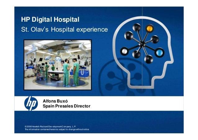 Projecte del St. Olavs Trondheim University Hospital.