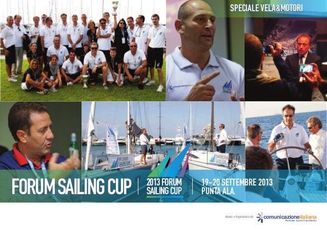 FORUM SAILING CUP 2013