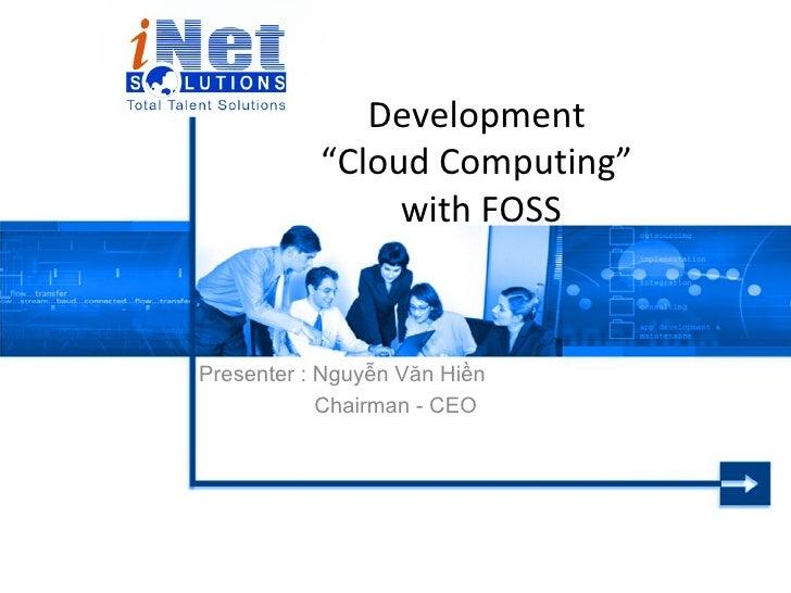 Foss cloud computing(2)