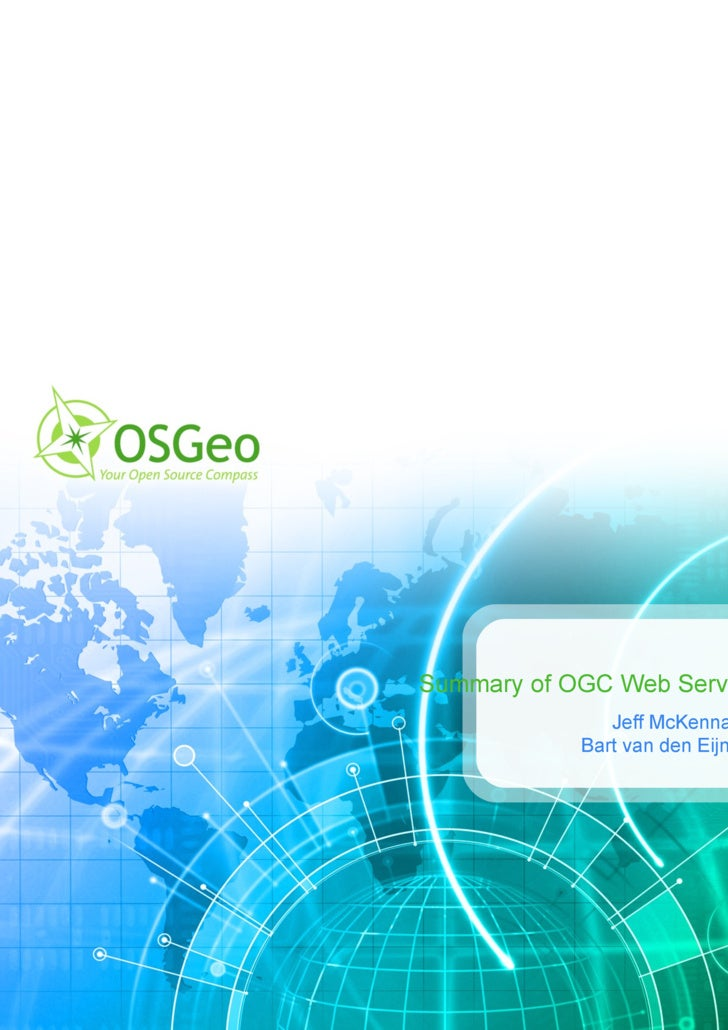 Summary of OGC Support by MapServer