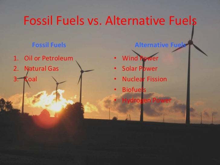 Nuclear fission vs. burning of fossil fuels?