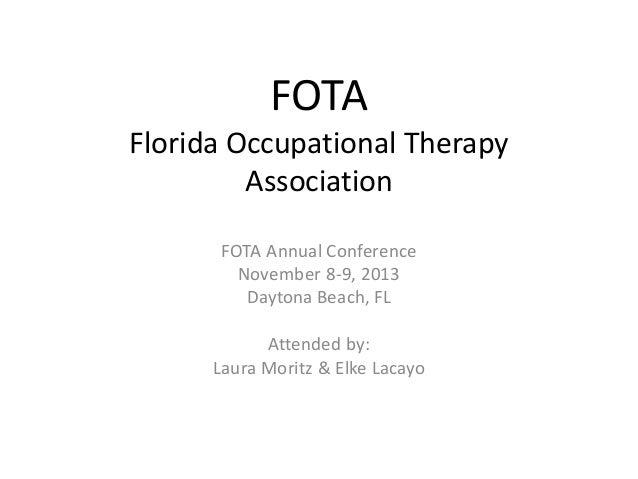 Fota conference 2013