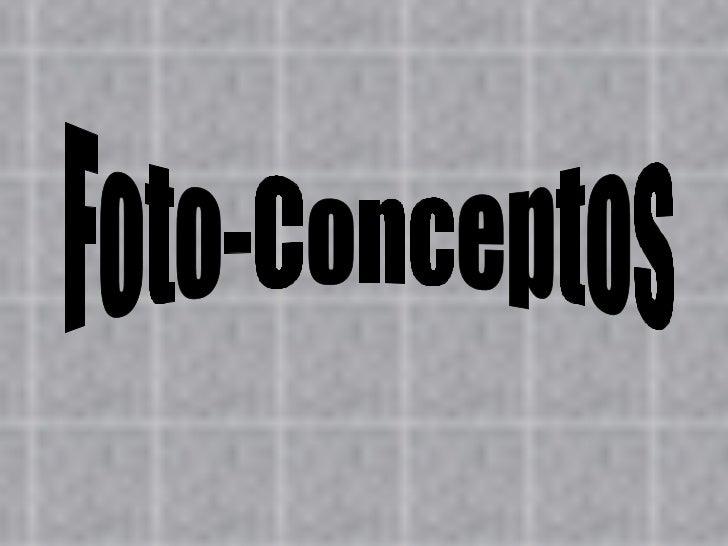 Foto-Conceptos