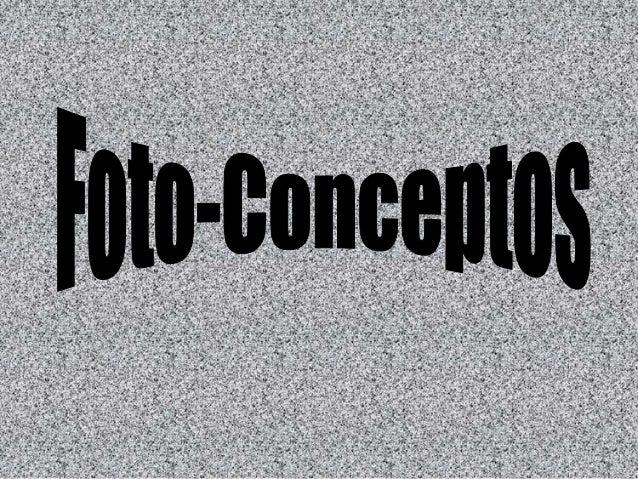 Fotografías & Conceptos