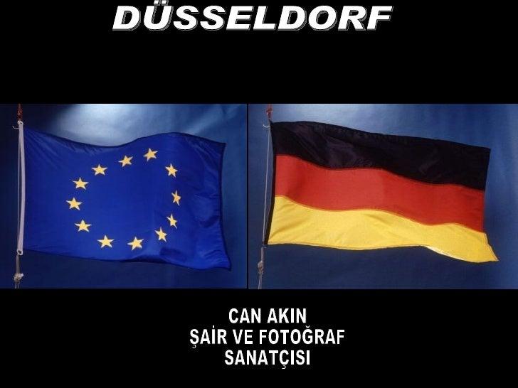 Foto Dusseldorf Can Akin