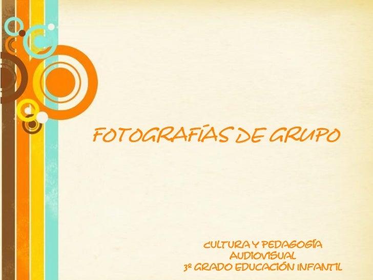 Fotografías de grupo 2