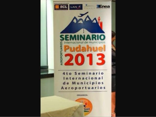 Fotografías seminario 2013