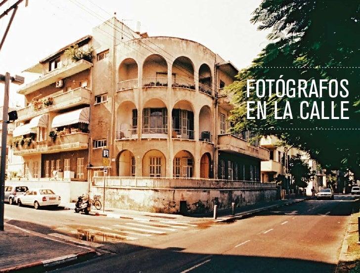 FOTÓGRAFOS EN LA CALLE