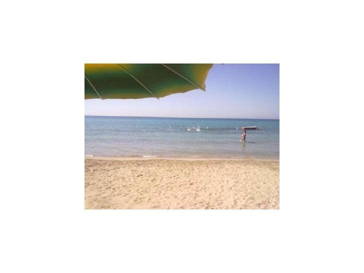Hotel e mare a Mazara del Vallo in Sicilia: foto inviate da un nostro cliente