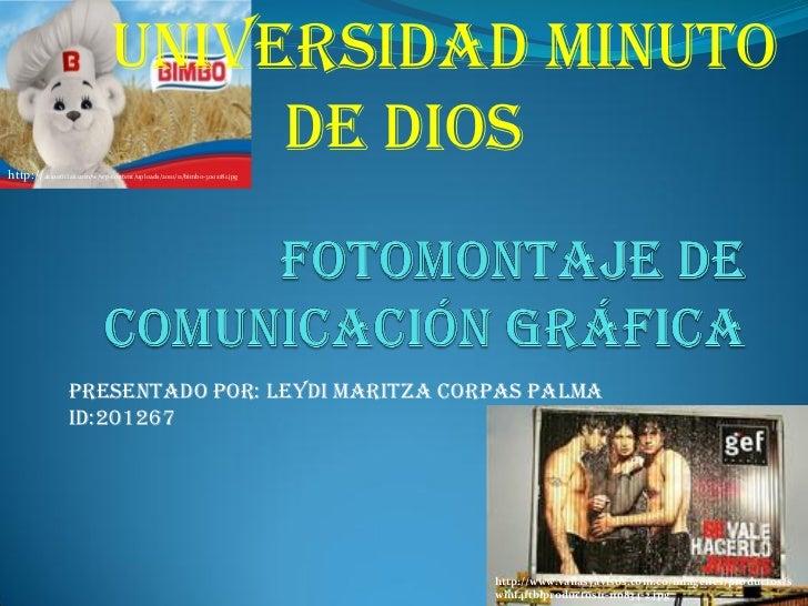 UNIVERSIDAD MINUTO                                   DE DIOShttp://akinoticias.com/w/wp-content/uploads/2010/11/bimbo-300x...