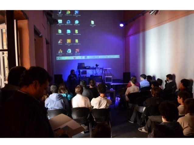 Registro talleres de Game on! El arte en juego -edición Córdoba (CCEC - agosto, 2013)