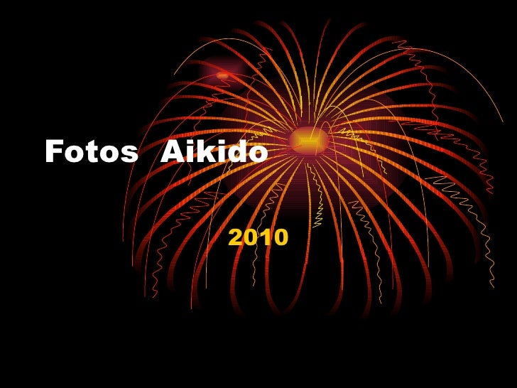Fotos Aikido         2010
