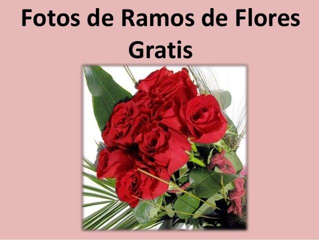 Fotos de ramos de flores gratis