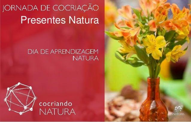 Presentes Natura