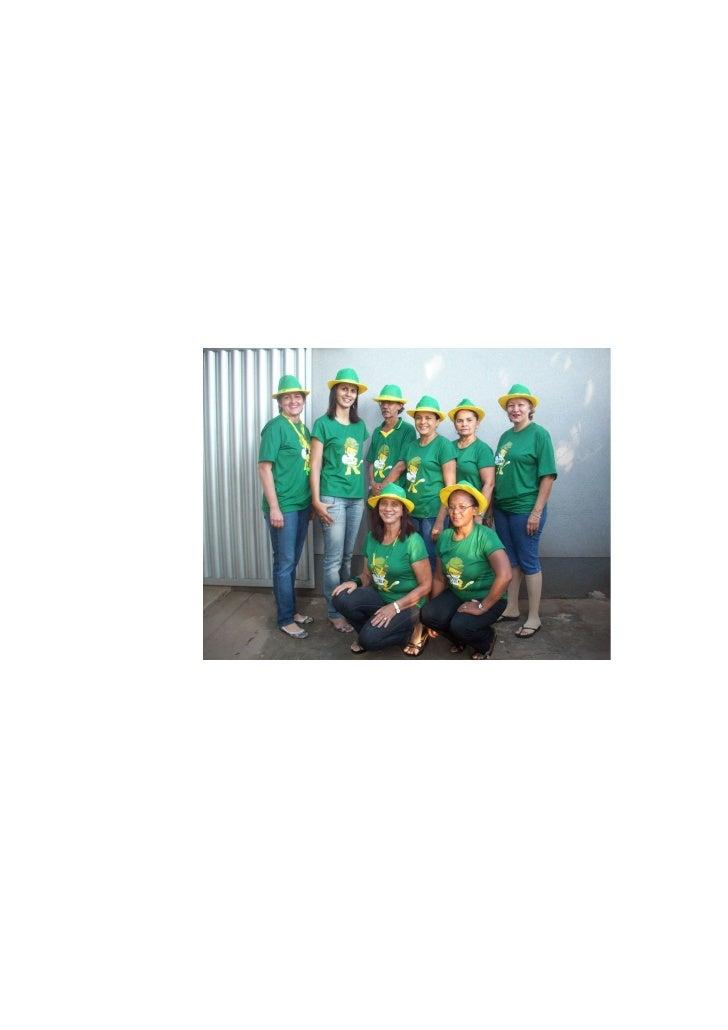 Olá Galera essa é a equipe pedagógica ruma ao Hexa...