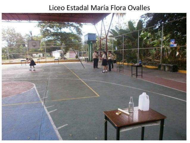 Liceo Estadal María Flora Ovalles