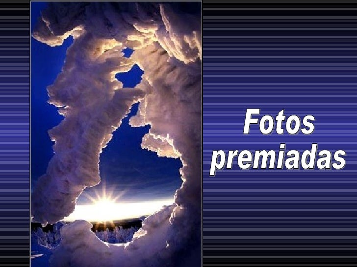 Fotos premiadas