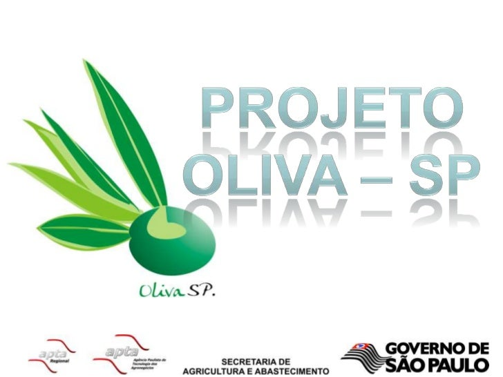 Projeto Oliva SP - ExpoAzeite 2011