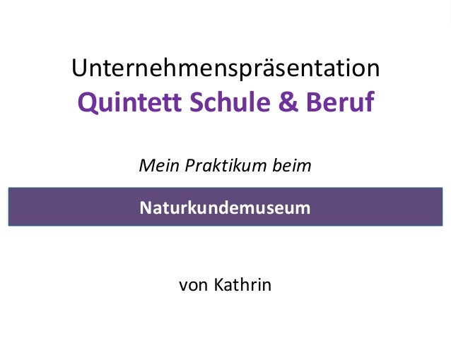 Fotostory kathrin naturkundemuseum