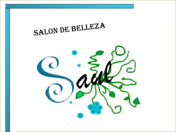 SALON DE BELLEZA <br />