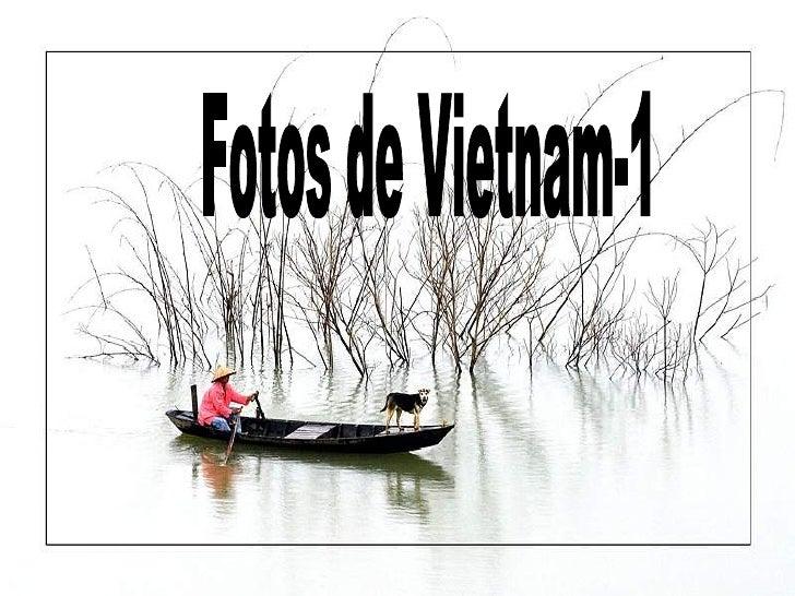 Fotos Vietnam 1