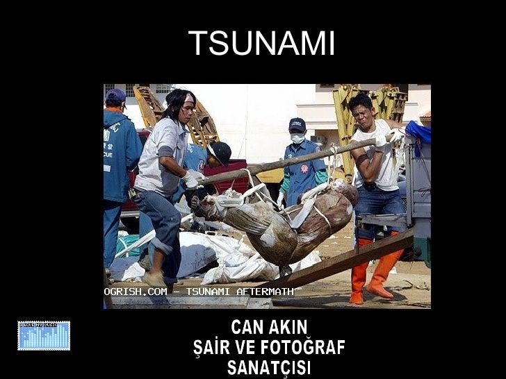 Foto Tsunami Can Akin