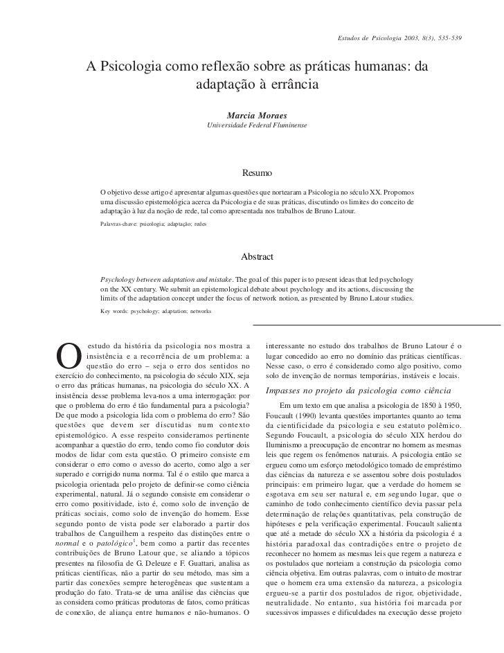 535                                                                                                     Estudos de Psicolo...