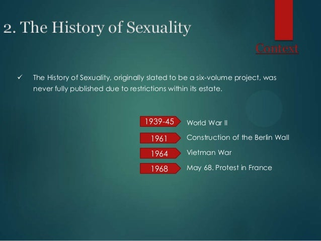 an introduction to the history of foucault The history of sexuality, vol 1 study guide contains a biography of michel foucault, literature essays, quiz questions, major themes, characters, and a.