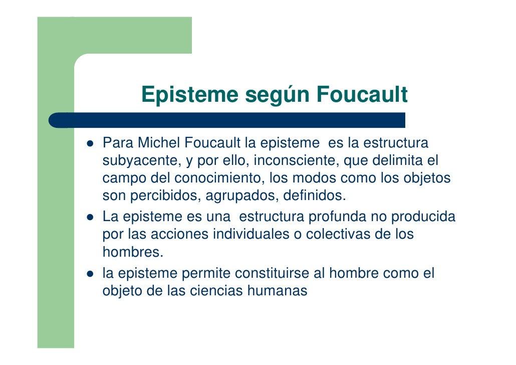 Resultado de imagen de foucault episteme clasica