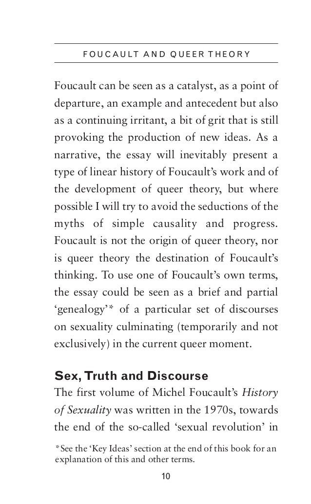 What does Foucault mean when he says that we are 'historically determined...by the Enlightenment'?
