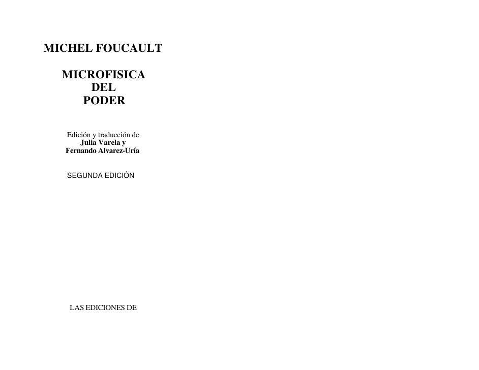 Foucault michel -_micro_fisica_del_poder[1]