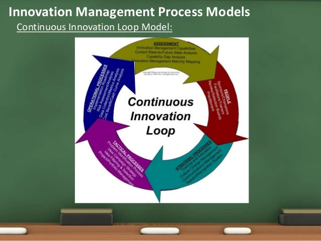 general concepts of innovation mgmt Mgmt 5801 strategic management of technology and  about the strategic management of technology and innovation from a  by the general.