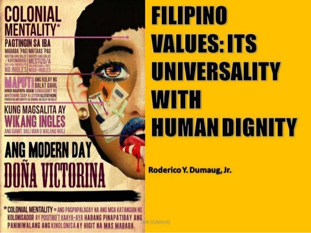 FOUNDATIONS OF PHILIPPINE POLITICS AND GOVERNMENT: FILIPINO VALUES