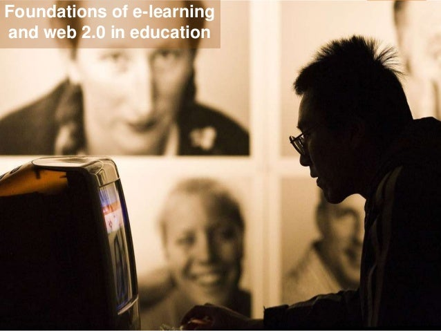http://www.flickr.com/photos/slightlynorth/3470300872/in/photostream/Foundations of e-learning and web 2.0 in educationFou...