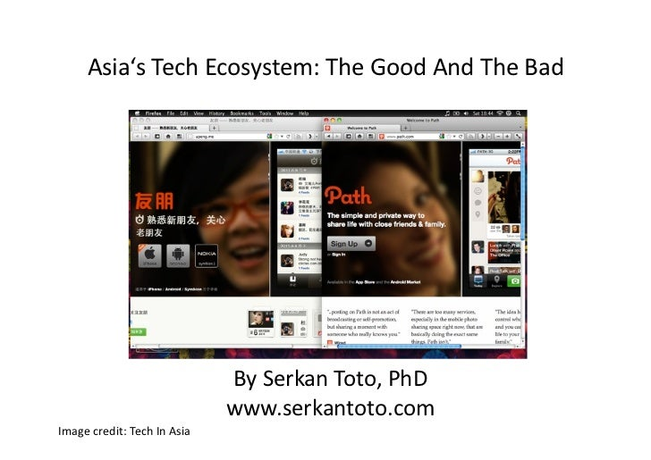 Talk In Manila: Asia's Tech Startup Ecosystem - The Good And The Bad