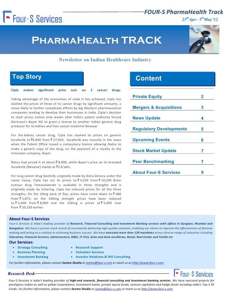 FOUR-S PharmaHealth Track                                                                                                 ...