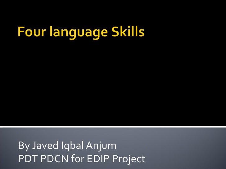 Four language skills