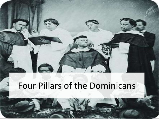 Four Pillars of the Dominicans