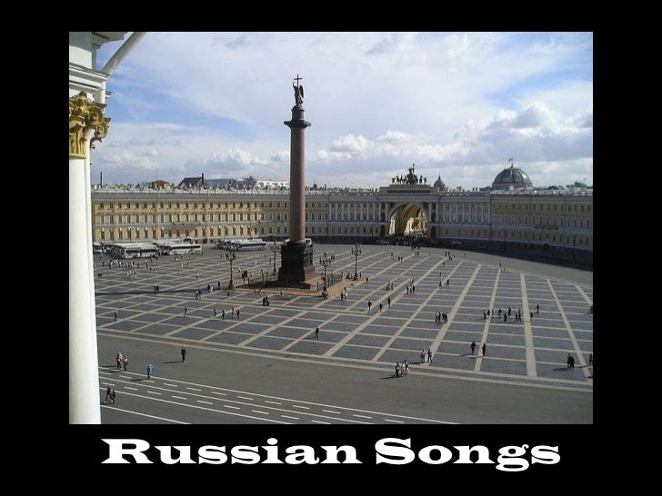 Four russian songs