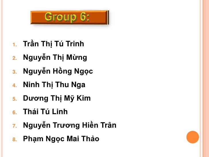 Four scenarios group 3  huflit university_business department_kq0805