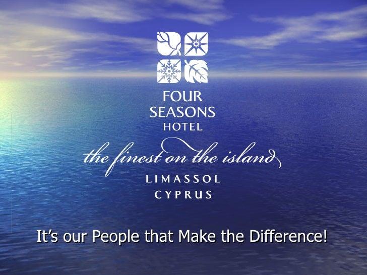 Four Seasons Limassol Hotel Cyprus