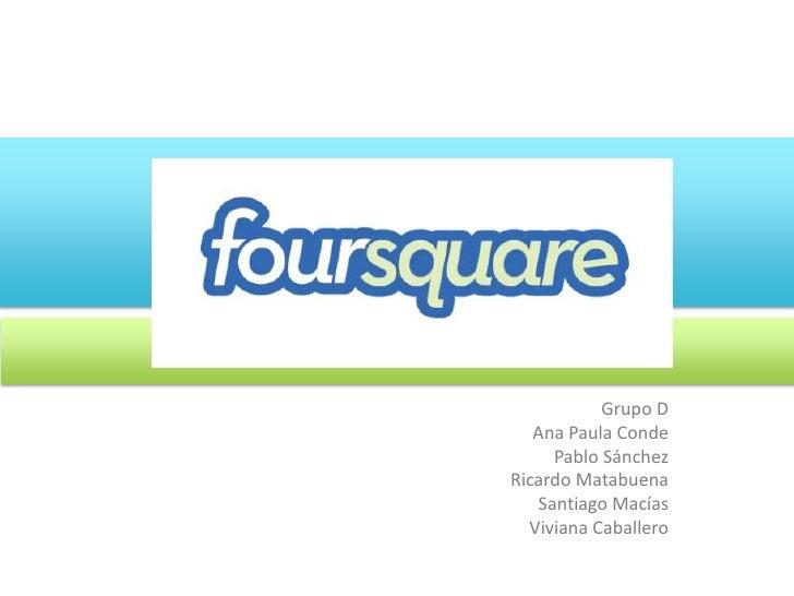 Foursquare_GrupoD