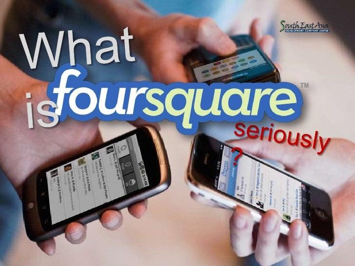 Foursquare Introduction