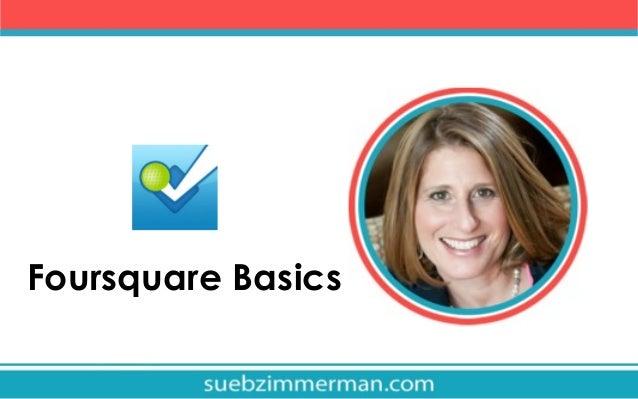 Foursquare basics