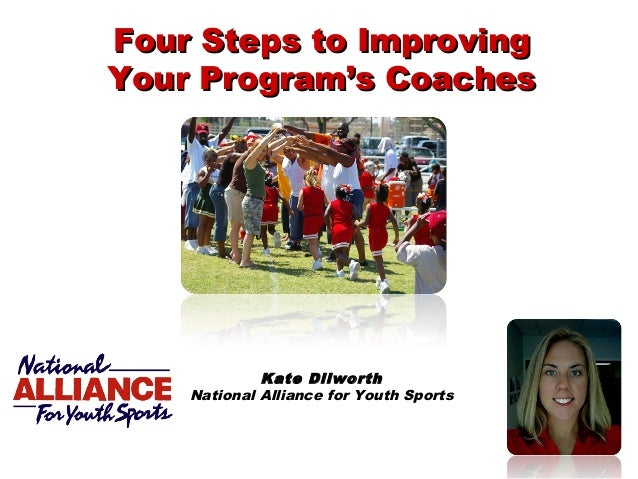 Four Steps to Improving Your Program's Coaches