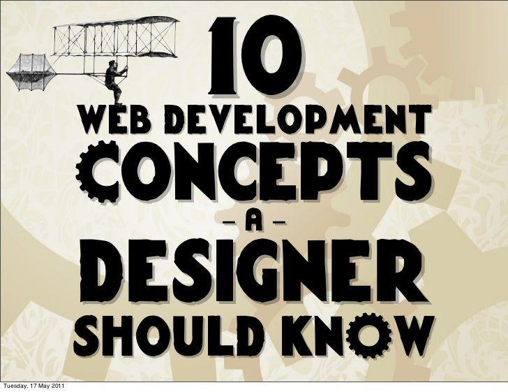 10 Web Development Concepts a Designer Should Know