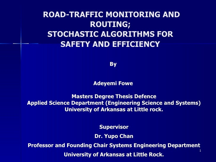 thesis topics embedded systems
