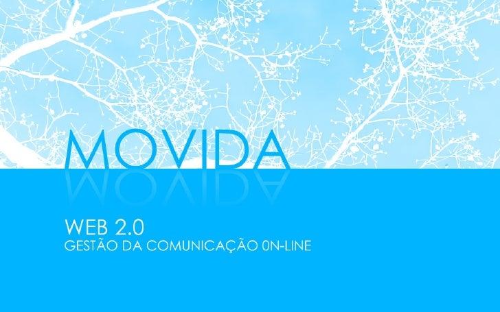 Web 2.0 - estratégias de comunicação on-line